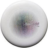 Nite Ize Flashflight Ultimate Disc, White/Holographic Foil
