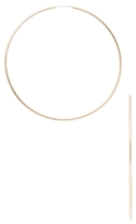 Candela 14K Yellow Gold Endless Hoop Earrings