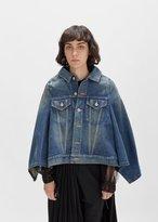 Junya Watanabe Cotton Denim Jacket Indigo Size: JP 1