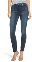 Mother Women's The Looker High Waist Ankle Skinny Jeans
