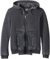 Hudson Acid Wash French Terry Hoodie Boy's Sweatshirt