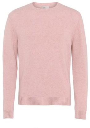 Colorful Standard - Merino Wool Crew Faded Pink - L