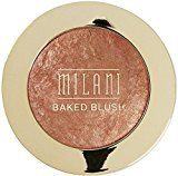 Milani Baked Powder Blush, Bellissimo Bronze 0.12 oz (Pack of 6)