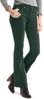 Gap Stretch corduroy baby boot pants