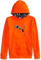 Puma Boys' Big Cat Logo Hoodie