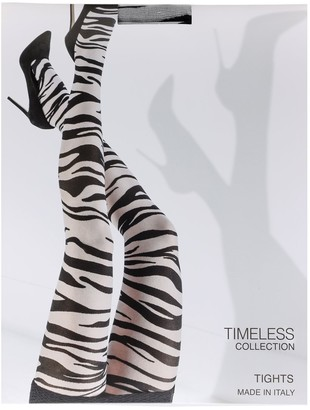 Emilio Cavallini Zebra Tights