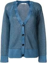 Rag & Bone Kyra rib knit cardigan