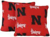 Nebraska Cornhuskers Decorative Pillow Set