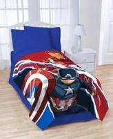 Disney Jay Franco Marvel's Captain America Civil War 5 Piece Bedding Collection