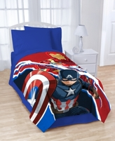 Disney Marvel's Captain America Civil War Throw Blanket