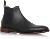 Oliver Sweeney Ldn Silsden Chelsea Boot In Dark Brown