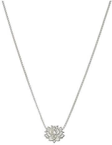 55280b730a9fe Lotus Peace Petals 18 Adjustable Necklace