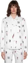Thumbnail for your product : Kirin Dancers Cotton Denim Jacket