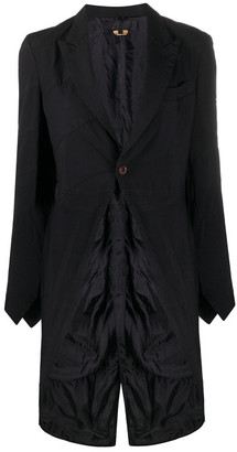 Comme des Garcons Asymmetrical Jacket
