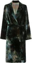 Raquel Allegra belted trench coat