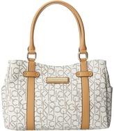 Calvin Klein Hudson H2ADJ592 Satchel Handbags