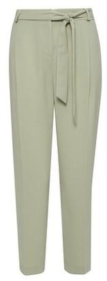 Dorothy Perkins Womens Dp Petite Khaki Peg Leg Trousers, Khaki