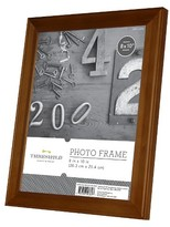 "Threshold 8""x10"" English Walnut Frame"