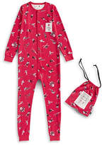 Canadian Olympic Team Collection x Drake General Store Adult Holiday Coveralls