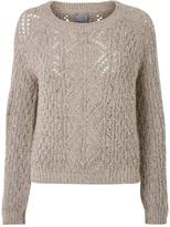 Vero Moda Loose Knot Sweater