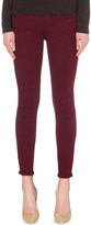 Paige Verdugo Ankle skinny mid-rise jeans