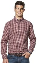 Chaps Men's Easy-Care Button-Down Shirt
