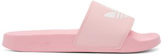 adidas Pink Adilette Lite Pool Slides