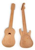Kikkerland Beech Wood Rockin Spoon, Brown