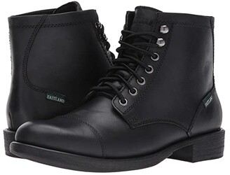 Eastland 1955 Edition High Fidelity (Dark Brown Leather) Men's Lace-up Boots