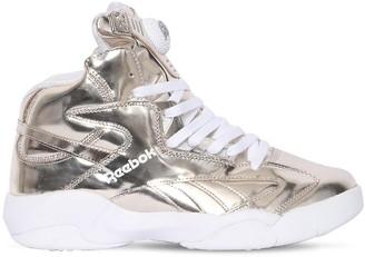 Reebok Classics Shaq Attaq Metallic Sneakers