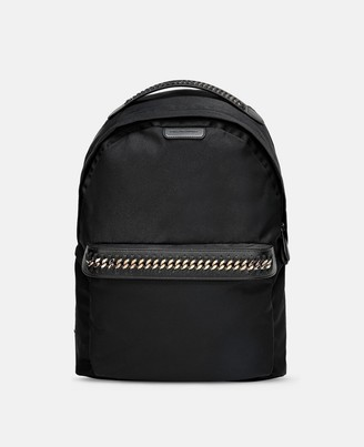Stella McCartney Falabella Logo Go Backpack, Women's