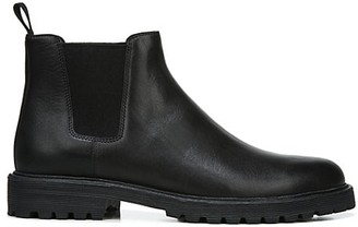 Vince Benner Water-Repellent Leather Chelsea Boots