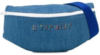 Bonpoint Logo Print Belt Bag
