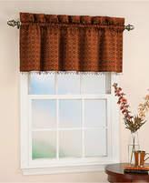 "CHF Mallorca 51"" x 18"" Window Valance Bedding"