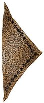 Dolce & Gabbana Bead-Embellished Triangle Scarf