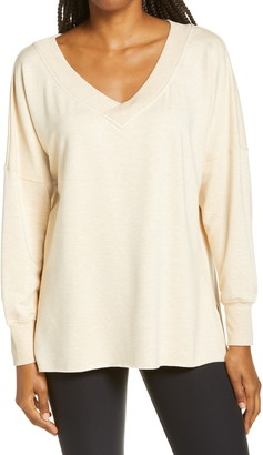 Nike Yoga Fleece Dri-FIT Pullover