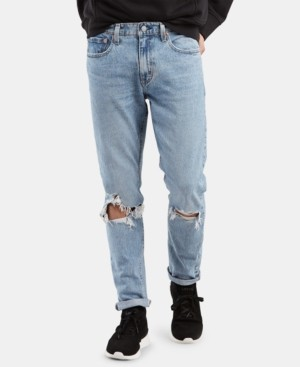 Levi's Men's 512 Slim Taper Fit Ripped Jeans