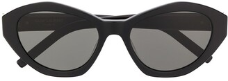 Cat Eye SLM60 cat-eye sunglasses