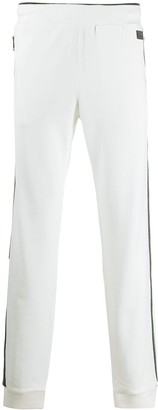 Ermenegildo Zegna Side-Stripe Track Pants