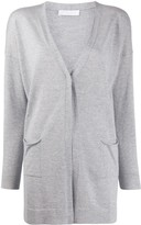 Fabiana Filippi Loose-Fit Knitted Cardigan