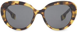 Burberry Oversized Cat-Eye Sunglasses