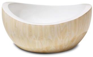 Ladorada Light Almendro Accent Bowl