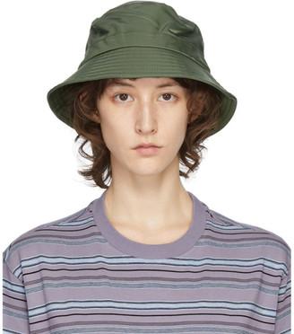 YMC Khaki Bucket Hat