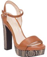Jessica Simpson Women's Blaney Platform Sandal