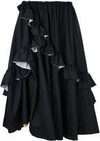 G.V.G.V. flared skirt - women - Nylon - 34