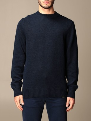 Brooksfield Basic Crewneck Sweater