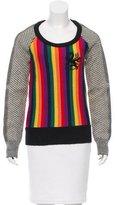Balenciaga Wool Patterned Sweater