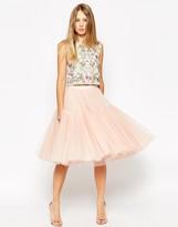 Needle & Thread Voluminous Tulle Ballet Skirt