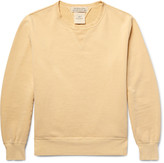 Remi Relief Loopback Cotton-Jersey Sweatshirt