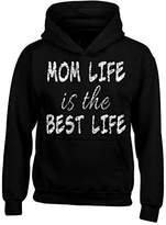 Shop4Ever® Mom Life is the Best Life Hoodies Mother's Day Sweatshirts